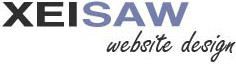 XieSaw Website Design Logo
